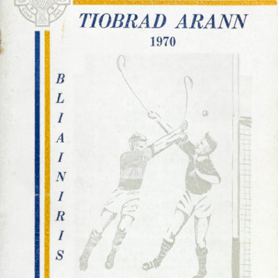 Tipperary GAA Yearbook 1970..pdf