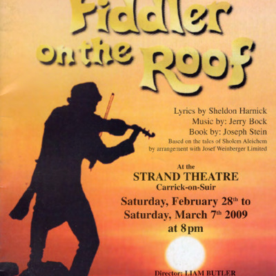 2009 Fiddler on The Roof.pdf